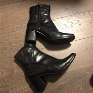 Clark's vintage leather boots